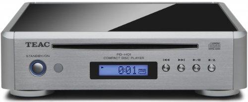 TEAC Reference 01 CDプレーヤー シルバー PD-H01-S  シルバー B00AZ88NEM