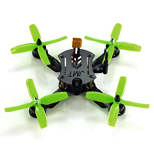 QWinOut X180 DIY Quadcopter PNP Assembled Racer Kit 180mm Super Light Mini RC Racing Drone with OSD FPV HD Camera NO RX TX Battery