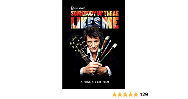 Somebody Up There Likes Me (DVD): Amazon.es: Ronnie Wood ...