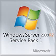 Microsoft Windows Server 2008 R2 Standard SP1 OEM (New Packaging)