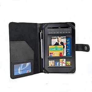Proscan PLT7033D 7-Inch Tablet BLACK SRX Executive Folio Case / Cover