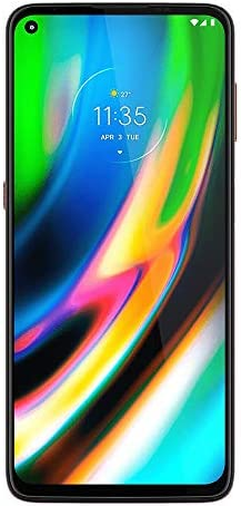 Motorola Moto G9 Plus 128GB, 4GB RAM, XT2087-1, 64MP Camera System, 6.81 inches, LTE Factory Unlocked Smartphone - International Version (Rose Gold) WeeklyReviewer