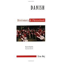 Danish-English Dictionary & Phrasebook (Hippocrene Dictionary & Phrasebooks) (Multilingual Edition)