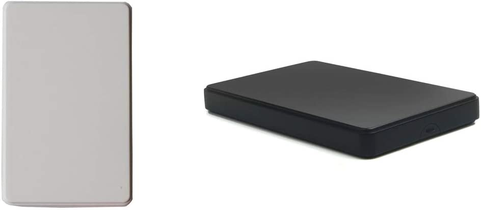 Sharplace Caja de Disco Duro Móvil 2X 2.5 IDE USB 2.0 Externa para Portátil Accesorios: Amazon.es: Electrónica