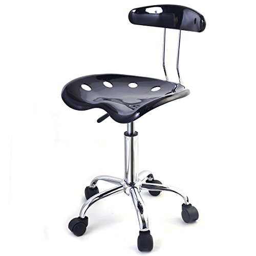 2PC Adjustable Bar Stools ABS Tractor Seat by Pinna store (Image #3)