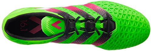 Adidas Ace 16.1 FG/AG Mens Football Boots Soccer Cleats (US 11, green black AF5083)
