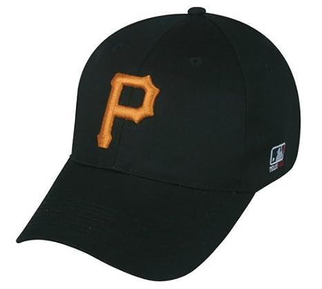 Amazon.com   Pittsburgh Pirates Adjustable Baseball Hat - Officially ... 2f45378990cf