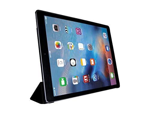 Monoprice Piano Black and Leatherette Folio Case for iPad Pro (114214)