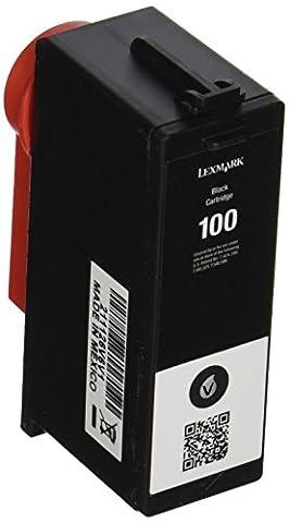 Lexmark standard yield 100 ink cartridge-Black (Lexmark Pro709)
