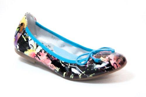 Leder Acebo´s Acebos Ballerinas Schuhe Mädchen B6zqxnrB