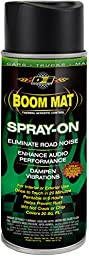 Design Engineering DEI 050220 Boom Mat Spray-on Sound Deadening to Reduce Unwanted Road Noise and Vibration