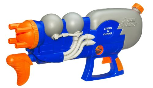 SUPERSOAKER Max D 6000 Water Blaster by SUPERSOAKER (Image #2)