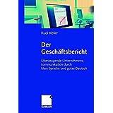 Der Gesch??ftsbericht by Rudi Keller (2006-03-15)