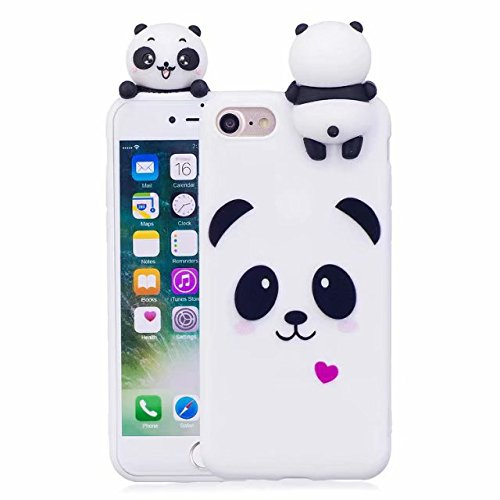 3d silicone iphone 8 case