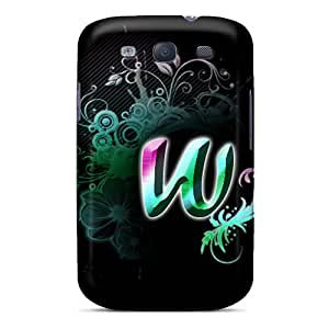 First-class Case Cover For Galaxy S3 Dual Protection Cover Wow