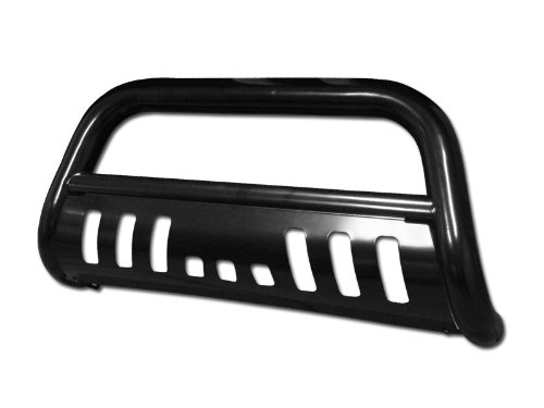 S T Racing Black Finished Hd Steel Bull Bar For 1997 2003 F150 F250 Ld Ford Expedition Brush Push Front Bumper Grill Grille Guard