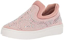 Slip-On Sneaker With Crystals
