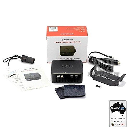 BLACKVUE B-112 Power Magic Battery Pack 3000mAh 12.8V Car Battery Discharge Prevention for Parking Mode Cam Battery Pack