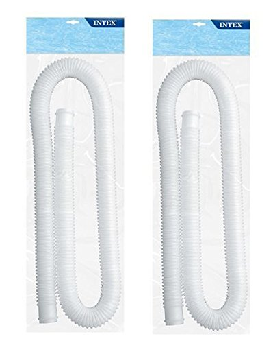Accessory Hose for Intex and Soft Sided Pools - 1.25 x 59 Inch (2-Pack)