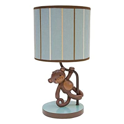 Lambs Ivy Lamp Wshade Bulb - Giggles by Lambs & Ivy