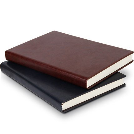 TongLing 2 Pack Classic Ruled Notebooks/Journals – Premium Thick Paper Faux Leather Writing Notebook, Black, Hard Cover, Large, Lined