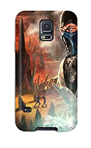 Special ZippyDoritEduard Skin Case Cover For Galaxy S5, Popular Mortal Kombat Vs. Dc Universe Phone Case