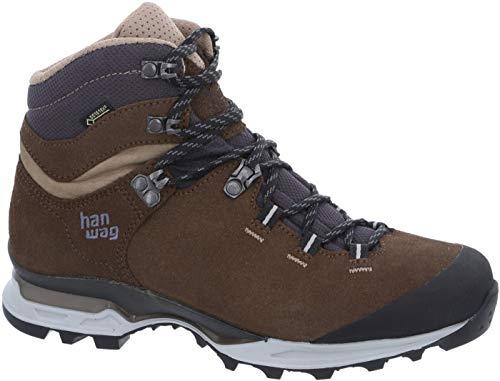 Brown Light GTX Shoes Hanwag Trekking Tatra W T7518q