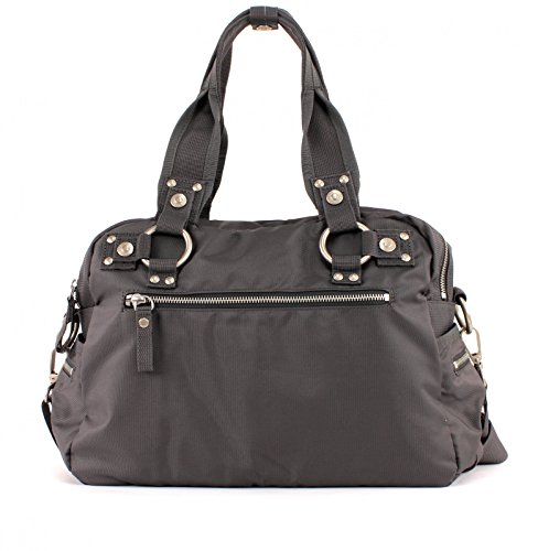 Gina dunkelgrau One Size mujer G0000DOU amp; talla George color Bolso Lucy para BwZ1q8d