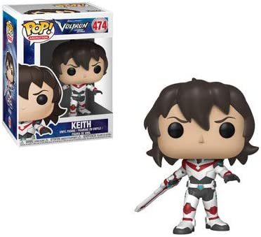 Funko Pop Animation Voltron Red Paladin Keith Bundle