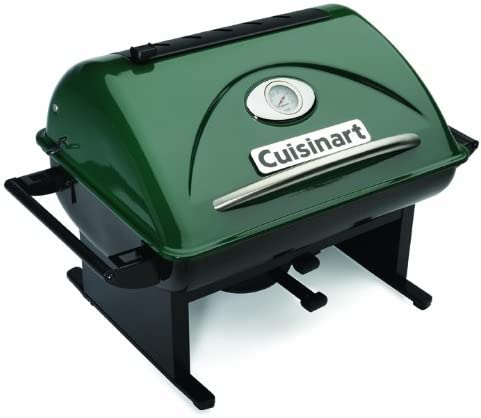 Cuisinart Grate lifter Portable Charcoal Grill