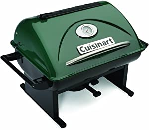 Cuisinart CCG-100 GrateLifter Portable Charcoal Grill