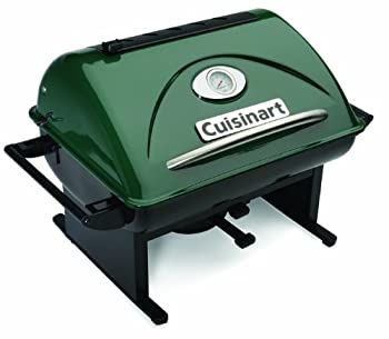 Cuisinart Green Tailgating Grill