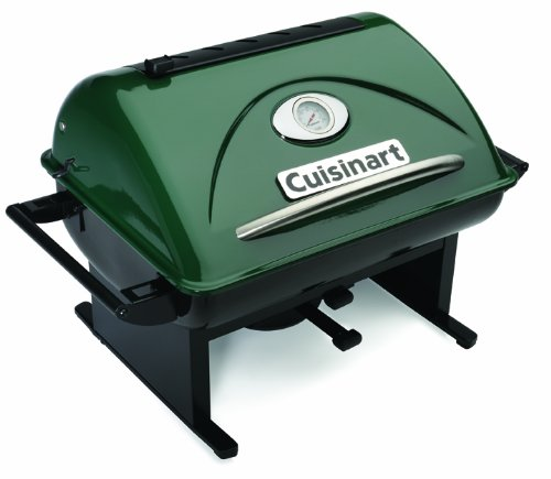 Cuisinart CCG-100 GrateLifter Portable Charcoal Grill, Outdoor Stuffs