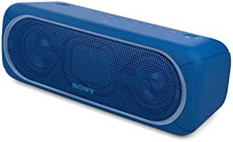 Sony XB40 Portable Wireless Speaker with Bluetooth, Blue