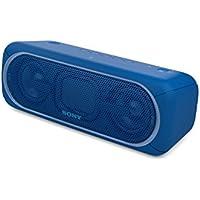 Sony XB40 Portable Bluetooth Wireless Speaker, Blue (2017 Model) SRS-XB40/BLUE (Certified Refurbished)