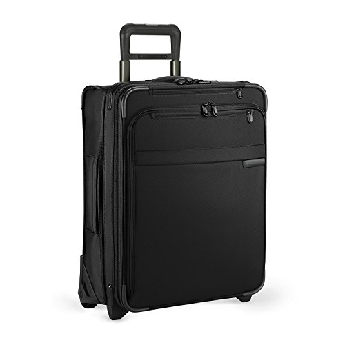 ch Carry-On Expandable Wide-Body Upright,Black,20x16x8 ()