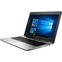 HP ProBook 450 G4 15.6 Business Ultrabook: Intel 7th Core i7-7500U | 1TB HDD | 8GB DDR4 | (1920x1080) FHD | DVD | Back-lit | FingerPrint | Windows 10 Pro(Certified Refurbished)