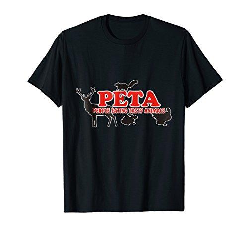 Tasty Animals Eating People (People Eating Tasty Animals T-Shirt Meat Tee Tshirt)