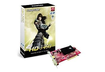 Amazon.com: PowerColor ATI Radeon HD3450 512 MB DDR2 VGA/DVI ...