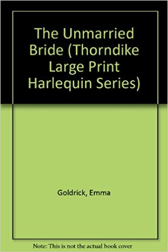 The Unmarried Bride Emma Goldrick 9780263136494 Amazon Books