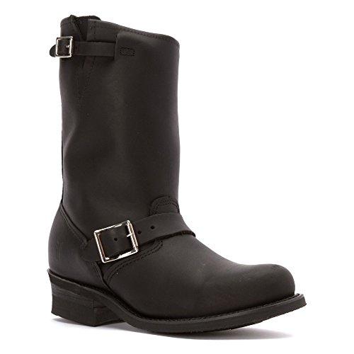 Frye Womens Engineer 12r Boot Black Unto