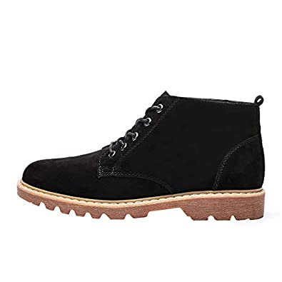 Chanlang Mens Ankle High-Top Chukka Boot