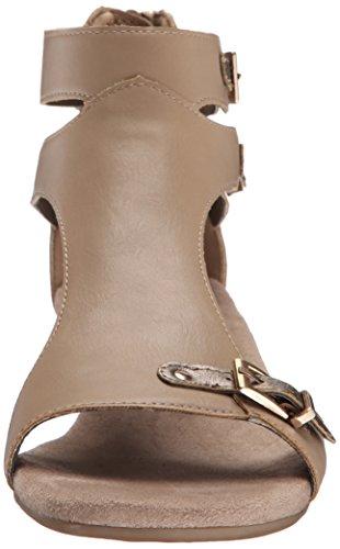 Aerosoles Donna Ancora Unaltra Combinazione Di Sandalo Taupe Gladiatore