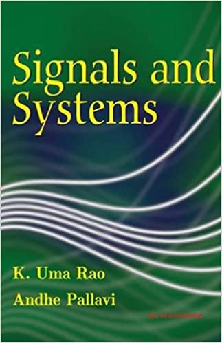 Signals And Systems Book By Ganesh Rao Pdf