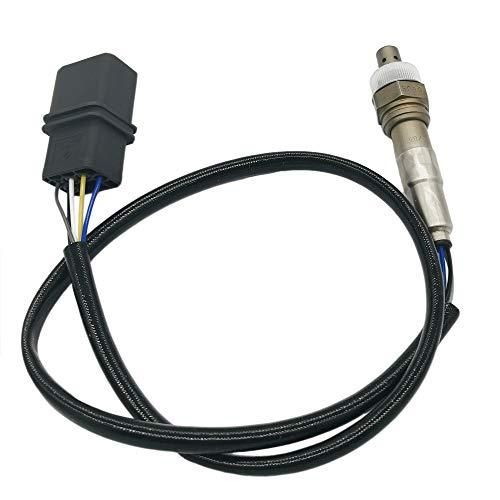 Amrxuts 036906262G 030906262K Front Lambda Probe O2 Oxygen Sensor Fit for A2 ALTEA AROSA CORDOBA IBIZA MK3 MK4 INCA LEON…