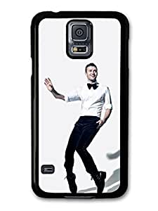 AMAF ? Accessories Justin Timberlake Dancing Bowtie Popstar case for Samsung Galaxy S5