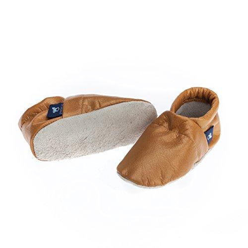 eu 36 Piel Puschen De Unifarben Zapatillas Größen Leder Para Caramelo Casa Hauschuhe Patschen Estar Pantoffeln Lederpuschen Schluffen Schlappen 45 Mujer Pantau Por dIxPUwd