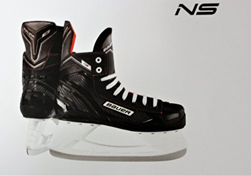 Bauer  NS Skate Senior, Black, 10 R