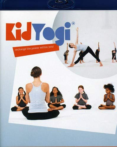 KidYogi - Yoga for children [Blu-ray]