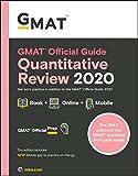 GMAT Official Guide 2020 Quantitative Review: Book